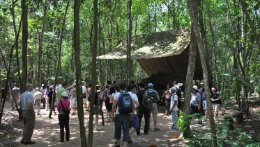 Cuchi Tunnels Tours