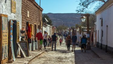 Cultural bike and hike trip in Atacama Desert