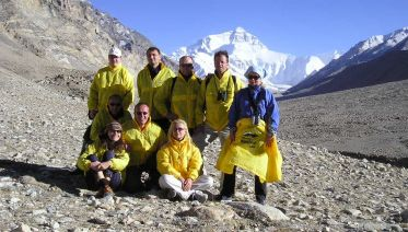 Cultural Tour of Tibet (with Everest North Base Camp)