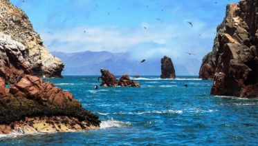 Cultures and Contrasts of South America with Paracas