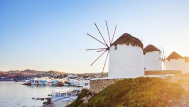 Cyclades Island Hopping: Mykonos And Paros