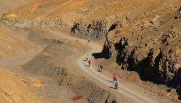 Cycle Morocco - Atlas to the Sahara