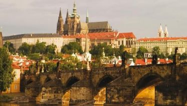 Cycle Prague to Vienna - Guided
