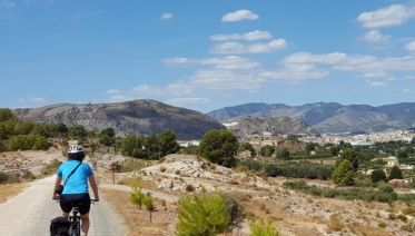 Cycle Southern Spain - Murcia
