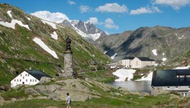 Cycle the Via Francigena - Aosta to Parma