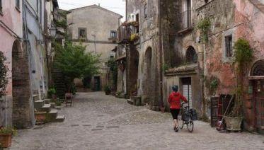 Cycle the Via Francigena - Siena to Rome