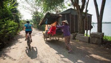 Cycle Vietnam's Mekong Delta