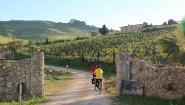 Cycle Western Sicily