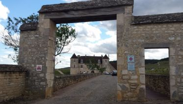 Cycling the Grand Cru of Beaune