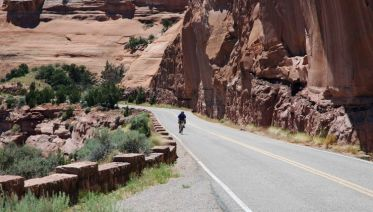 Cycling Cliffs and Canyons