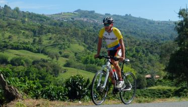 Cycling Colombia