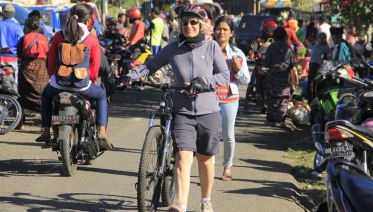 Cycling In Labuan Bajo