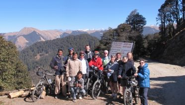 Cycling India's Hill Stations