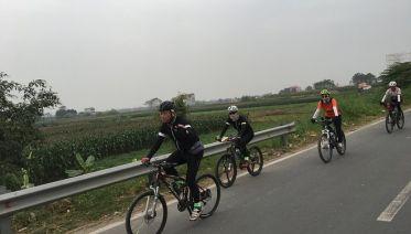 Cycling North Vietnam 4 Days 3 Nights