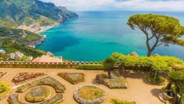 Cycling the Amalfi Coast