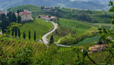 Cycling The Prosecco Hills