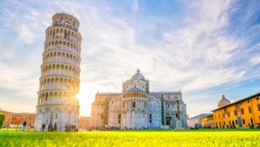 Cycling the Tuscany Coast: Pisa to Elba