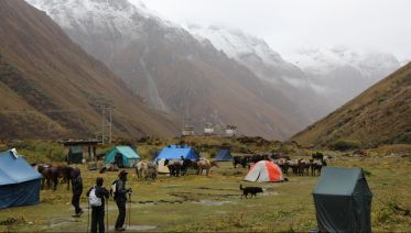 Dagala: Thousand Lakes Trek