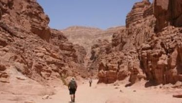 Dahab Desert Adventure Tour