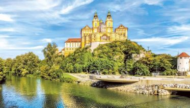 Dance along the Danube with Dame Darcey Bussell and Prague