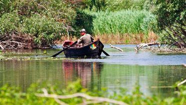 Danube Delta Safari Trip