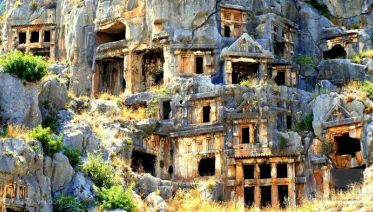 Day Tour - Demre Myra Kekova