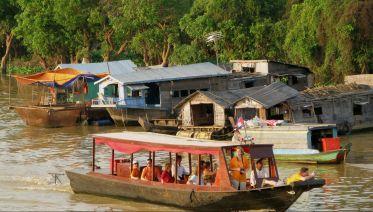 Day tour of Kompong Khleang