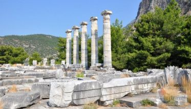 Day Tour - Priene Miletus Didyma Tour