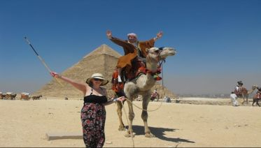 Day Tour To Cairo And The Pyramids
