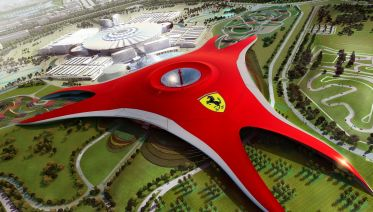 Day Tour To Ferrari And Yas Water World From Abu Dhabi