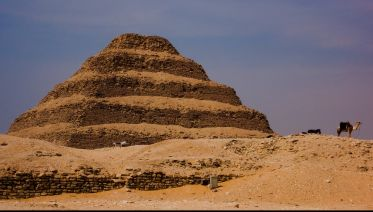 Day Tour To Giza, Memphis And Sakkara