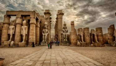 Day Tour To Luxor