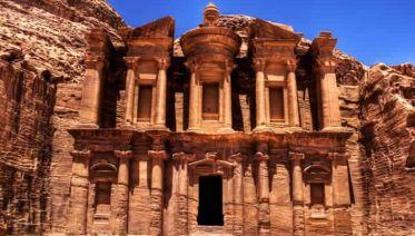 Day Tour To Petra, Jordan