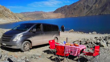 Day Trip to Cajon Del Maipo - Embalse el Yeso
