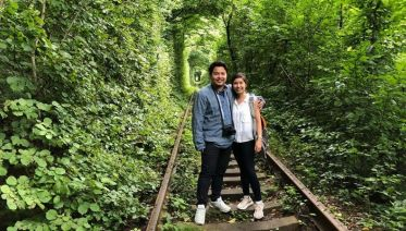 Day Trip to the Tunnel of Love from Kyiv