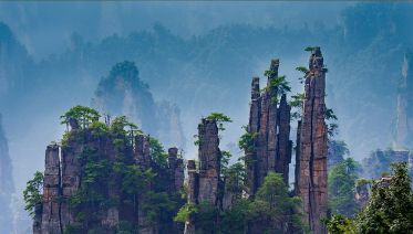 Day Trip to Zhangjiajie National Forest Park
