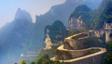 Day Trip to Zhangjiajie Tianmen Mountain