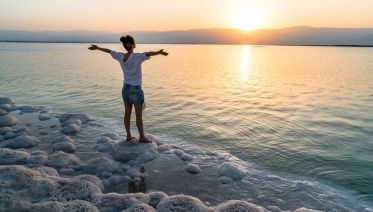 Dead Sea Chill-out Experience