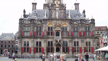 Delft Private Walking Tour