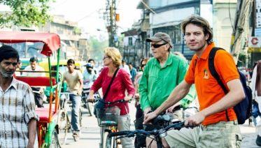 Delhi Bike Explorer