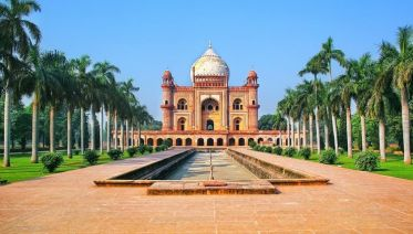 Delhi Welcome Package 3D/2N