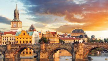 Delightful Danube & Prague