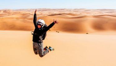 Desert  Delta Express - Southbound Accommodated 12 Days
