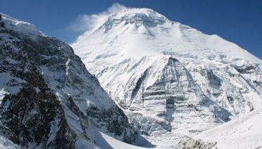 Dhampus Peak Climbing