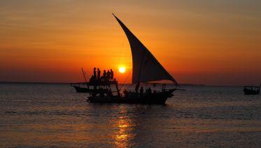 Dhow Sunset Cruise Zanzibar