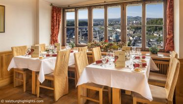 Dinner & Mozart Concert at Hohensalzburg Castle, Salzburg