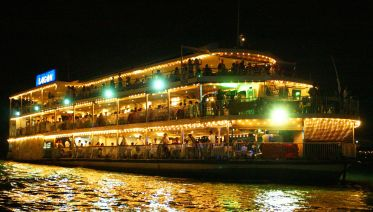 Dinner Cruise On Saigon River