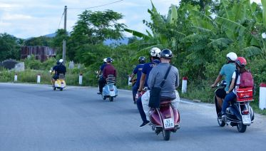 Discover Hue Rural Life By Vespa