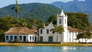 Discover Pantanal, Rio & Costa Verde
