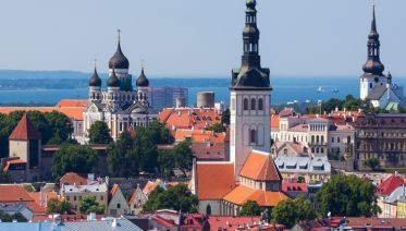 Discover the Baltics and Russia